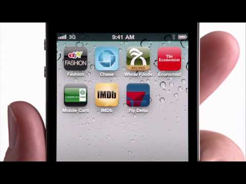 Commercial for Apple iPhone, and iPhone 4 (2011) (Television Commercial)