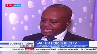 Nairobi residents to be connected to tapped water within 14 days following an online portal launch
