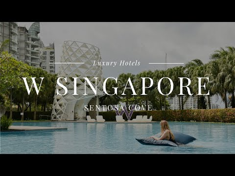 W Singapore Sentosa Cove – Luxury Hotel Review