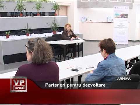 Parteneri pentru dezvoltare