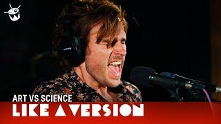 Art vs Science cover Metallica 'Enter Sandman' for Like A Version