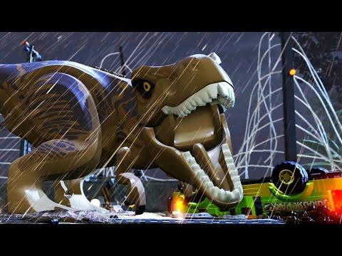 Vidéo LEGO Jeux vidéo WIIULJW : Lego Jurassic World Wii U
