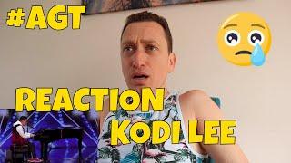 Kodi Lee - Audition -  Reaction - America Got Talent  - AGT