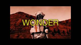 Alfred García- Wonder Ft. Pavvla / LYRIC VIDEO