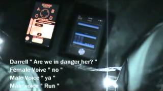 10 min vers. for review, Haunted ghost town echo session EVP echovox multiple warnings