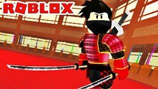 JE DEVIENS LE MEILLEUR NINJA ! | Roblox Ninja Masters