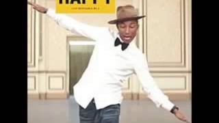 Pharrell Williams - Happy [10 hours]