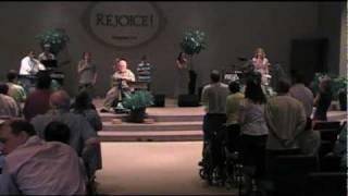 Fix Your Eyes On Jesus 07/18/2010