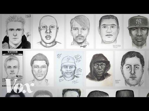 Psychologie policejních portrétů