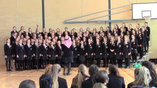 Arts Day - Baird House Choir | Let Me Down Easy by Sheppard