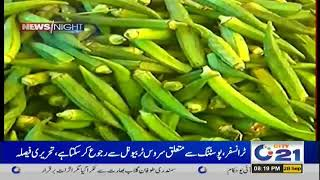 Effects Of Inflation On Poor Public | News Night | 28 Sep 2021 | City21