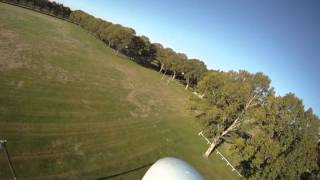 preview picture of video 'Turangi Park First Flight'