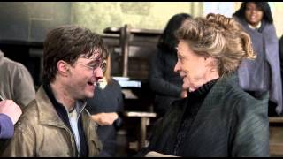 Final farewell of Harry Potter Cast and Crew