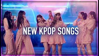 NEW K-POP SONGS - MAY 2018 (WEEK 1)