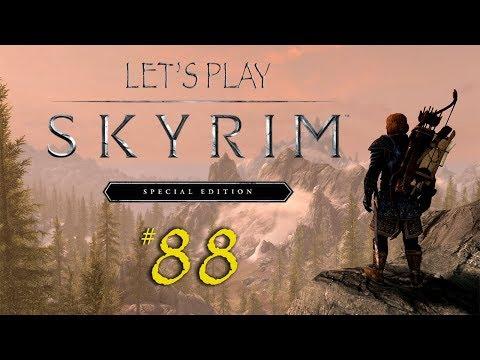 Let's Play Skyrim SE - Ep  86: I Suck At Lock Picking