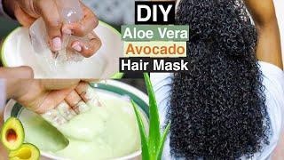 EXTREME ALOE VERA HAIR GROWTH TREATMENT FOR NATURAL HAIR