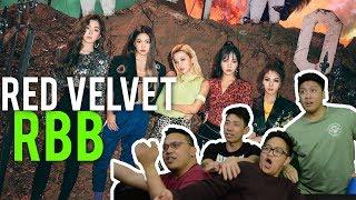 """RED VELVET Pls Don't Trust That """"REALLY BAD BOY"""" (RBB MV Reaction)"""