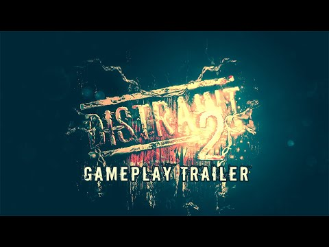 DISTRAINT 2 - Official Gameplay Trailer thumbnail