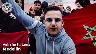Ashafar - Medellin ft. Larry (prod. Salisounzz & Keyser Soze)