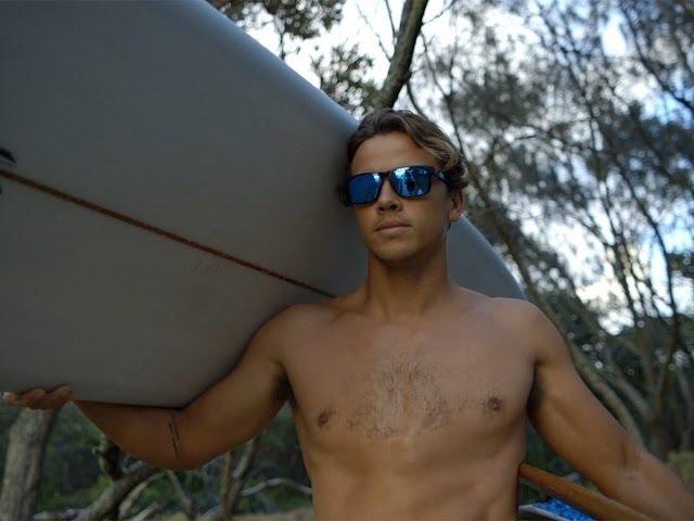 Julian Wilson #CantStop Surfing | One Obsession - Oakley