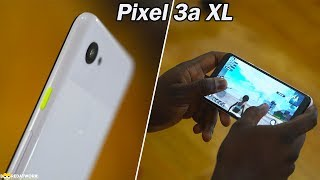 Google Pixel 3a XL Gaming: PubG Mobile & Fortnite!