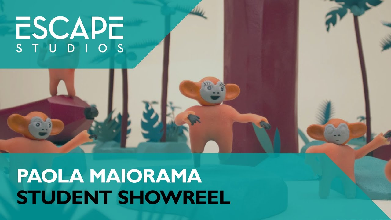 Escapee Showreels: Paola Maiorana