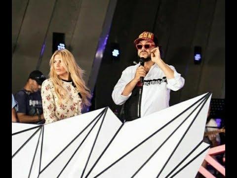 EXCLUSIVE Филипп Киркоров и DJ Катя Гусева - Атлантида (репетиция номера)