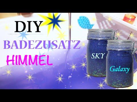 Badezusatz Himmel o. Galaxy DIY // Edyyy Tv