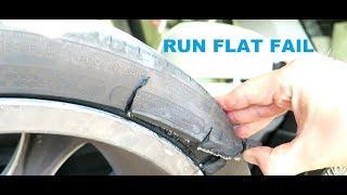 Don't Bother Buying Run Flat Tires...