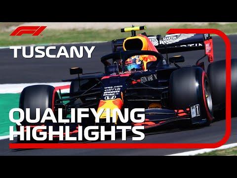 ハミルトンがポールポジション!F1 2020 第9戦トスカーナGP(ムジェロサーキット)予選ハイライト動画