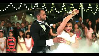 Alaina & Royden | The First Wedding Special
