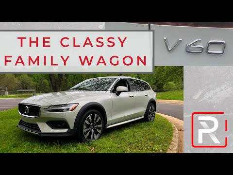 External Review Video h8CIi_hY4og for Volvo V60 (2nd Gen) Cross Country Wagon