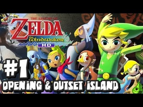 The Legend Of Zelda The Wind Waker Hd Walkthrough The