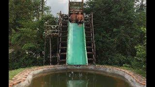 Update Swimming Pool Underground - Build Water Slide