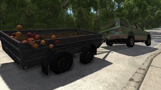 BeamNG.drive - Fruit Delivery