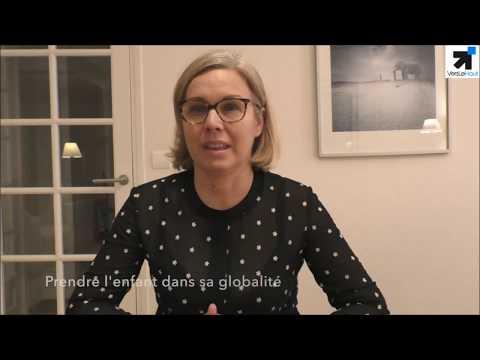 Isabelle MORET, Directrice générale - SOS Villages d'Enfants