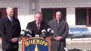 Sen. Menendez Witnesses Live-Fire Demonstration of an AR-15, Calls for Gun Safety Measures