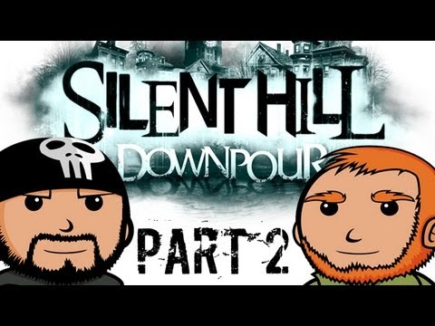 Two Best Friends Play Silent Hill Downpour Part 2