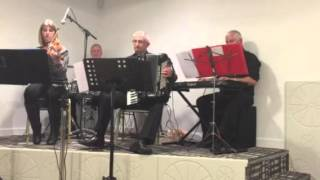 Frank Morrison & His Scottish Dance Band Playing At Newtongrange Accordion & Fiddle Club January 20
