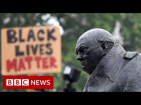 Churchill's legacy still painful for Indians - BBC News