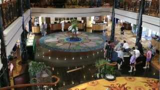Tour of the Norwegian Spirit NCL Cruise