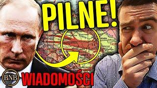 Polska PROWOKUJE Rosję! ARMIA OBLĘŻYŁA okręty Putina