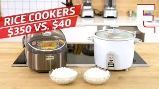 Do You Need a $350 Rice Cooker? — The Kitchen Gadget Test Show