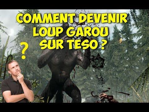 [PS4] The Elder Scrolls Online Comment devenir loup garou et vampire ?