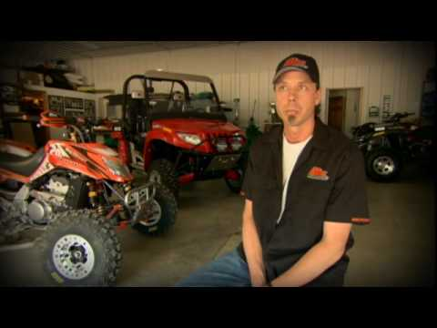 Arctic Cat ATV - Rider Profile