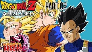 dragon ball z abridged episode 60 part 2 dbza60 team four