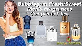 Fresh, Sweet, Bubblegum Fragrances | Compliment Test | SoCal Scents