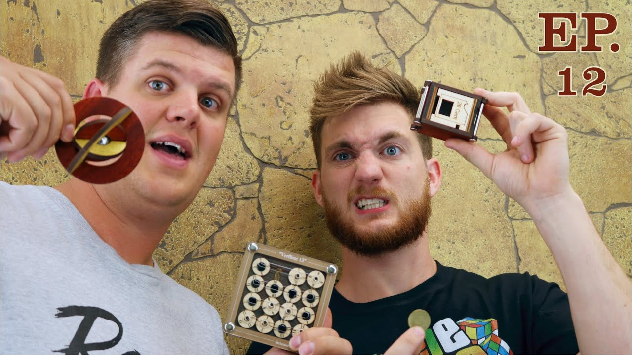 Puzzle Time with Tony & Tyler – Episode 12
