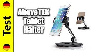 AboveTEK Tablet Halter | noch praktischer als erwartet