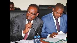BREAKING NEWS: EACC arrests former Nairobi County CEC who worked under Dr Kideo's leadership